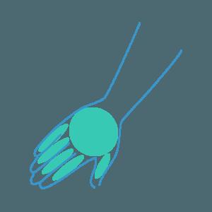 depilacja laserowa dłoni